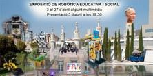 Exposició de Robòtica Educativa i Social